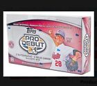 2014 Topps Pro Debut Baseball Hobby Box With2 Auto &1 PACH Card Per Box Fact Se