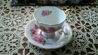 ESTATE BEAUTIFUL ROSES DESIGN,BY ROYAL STANDARD,TEA CUP AND SAUCER,SEE PICTURES