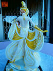 ROYAL DOULTON FIGURINE ONLY 500 EVER MADE**RARE* 184/ 500 BUTTERFLY LADY MIMOSA