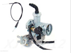 Carburetor W Throttle Cable for Honda Trail CT110 CT90 Carb