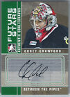 2008-09 BTP Between The Pipes Autograph #ACCR Corey Crawford