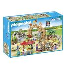 PLAYMOBIL 6634  BIG  ZOO  NEW JAN. 2015  ( animals , city life )