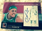 2008 Topps Autograph Paul Pierce 10 of 19 with Topps Hologram Very Rare