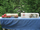 Texaco Fuel Tanker Seasons Greetings Taylor Trucks Coin Bank 1:32 Scale~ New