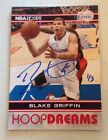 2014-15 Panini Paramount BLAKE GRIFFIN buyback on card auto 1 3 eBay 1 1