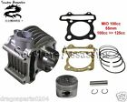 55mm BIG BORE CYLINDER KIT for SYM / BOLWELL MIO 100