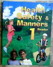 Abeka book Health Safety  Manners 1st grade homeschool