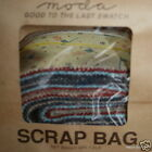Moda Scrap Bag Red White & Free by Sandy Gervais for Moda 100% cotton strips