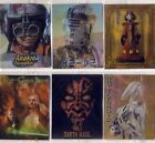 2015 Topps Star Wars Revenge of the Sith 3D Widevision Trading Cards 29