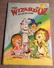 Rare Vic Cantone WIZARD OF OZ COLORING BOOK UNUSED 70s Playmore Inc. New York NR