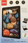 NEW RCA11Maven Pro 2 in 1 Tablet 4C 32GB Android 5.0 /Keyboard/RCT6203W87(Black)