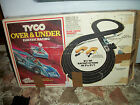 TYCO OVER AND UNDER   RACE SET NO CARS ABLE TO USE  OTHER SLOT CARS