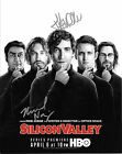 GFA Silicon Valley * THOMAS MIDDLEDITCH & KUMAIL * Signed 8x10 Photo MH2 COA