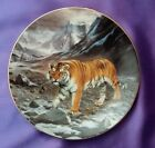 Charles Frace Worlds Magnificent Cats Collector Plate Set (complete set of 12!!)