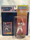 Starting Lineup MLB David Justice Atlanta Braves - 1994 w/ Collector Card MOC