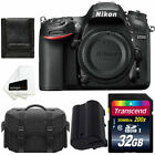 Nikon D7200 242MP Digital SLR Body + Case + Spare Battery + 32GB Top Bundle