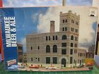 WALTHERS CORNERSTONE 933–3024 MILWAUKEE BEER & ALE BREWERY KIT HO SEALED PKG NEW