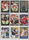 BASEBALL MEDIUM FLAT RATE BOX (2800) CARDS FILLED W MOSTLY 2010 TOPPS UPDATE B8
