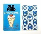 Vintage 1975 Whitman Old Maid Card Game #4902 Excellent Condition