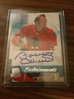 Bobby Hull On-Card Auto Cup Enshrinements UD The Cup HOF Blackhawks MINT 19 50