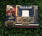 2007 Absolute Anquan Boldin Tools Of The Trade Patch Auto #D 4 5 Cardinals