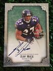 2010 Topps Five Star Ray Rice auto autograph #D 50 #FSS-RR