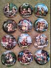 Hummel Collection Little Companions Plate Set - 12 Plates - Hand Numbered
