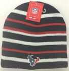 NWT NFL Houston Texans Reebok Knit Cuffless Winter Hat Beanie Cap NEW!