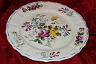 MIKORI WARE MADE IN JAPAN HAND PAINTED SERVING PLATTER WITH FLORAL DESIGN