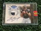 Sam Bradford 2010 Plates&Patches PLATINUM NAMEPLATE Patch RC Auto #'d 25 EAGLES