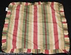 Waverly Laurel Springs Parchment Euro Sham 26x26 new