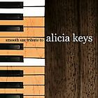 Smooth Sax Tribute to Alicia Keys, Various Artists, New