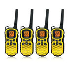 Motorola MS350R Talkabout Two Way Radio / Walkie Talkie Upto 35 Mile Range 4 Pk