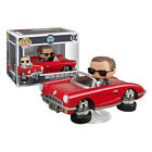 Director Coulson With Lola Pop! Rides Agents Shield Vinyl Figure Funko Pre-Order