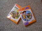 Lot of 2 Fisher Price iXL Learning Systems Game-Green Lantern & Toy Story 3