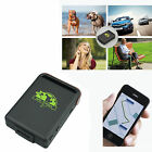 Mini Realtime Spy Car Waterproof GPS/GPRS/GSM System Tracker Device Lost Found #