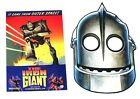 Iron Giant Promotional Package Warner Bros SDCC - Preview Comic 1999Mask 2014