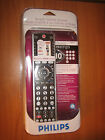 NEW Philips Prestigo SRU8010/37 Icon Universal LCD Remote Control