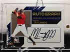 2011 ITG Heroes and Prospects - Full Body Autograph Gold - Manny Machado - # 10!
