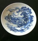 Vintage Enoch Wedgwood England Countryside China Decorative Plate Genuine 1835