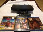 Philips 3D Blu-ray Disc / DVD Player WIFI Model BDP2985/F7 W/3 movies
