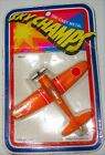 Vintage 60's Sky Champs Japanese A6M Zero Trainer 7747 Very Rare MOC