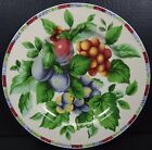 Oneida Sakura Sonoma Plums Salad Plates Excellent Multiples Available