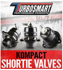 Turbosmart Kompact (BLACK) Dual Port Blow Off Valve for Focus ST 2.0 Ecoboost
