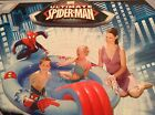 New Marvel Ultimate Spider Man Splash Play Pool with Slide