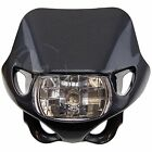 Carbon Look Naked Street Fighter Front Upper Fairing Headlight Lamp Motorbike