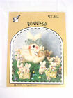 Sew Pattern Bunny Easter Rabbit Bunnies Cloth Fabric Doll ST 818 S Tigue Shore