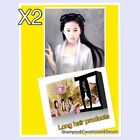 X2 Noon Chinese Herbal Long Hair Set Shampoo, Conditioner, Serum Straightening