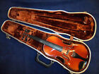 1976 West Germany A R Seidel Handmade 1/4 Violin Antonius Stradivarius Copy HSC