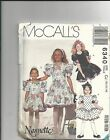 McCall's Vintage Sewing Patterns 6340 Circa 1993 Size 10,12,14